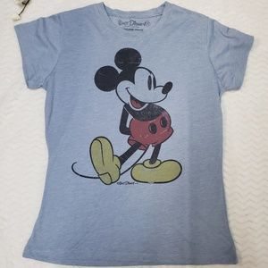Walt Disney Classic Collection Mickey Tee Slim XL